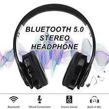 <b>New</b> Ergonomic Headset <b>Bluetooth 5.0</b> Wireless Stereo ...