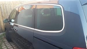 <b>Глянцевые накладки на</b> двери — logbook SEAT Alhambra 2014 on ...