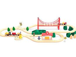 Детская железная дорога <b>Xiaomi MITU</b> (<b>Rice</b> Rabbit) Train Set ...