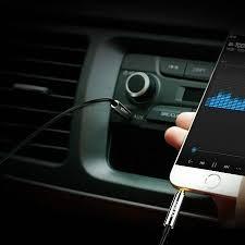 Кабель <b>Remax 3.5 AUX</b> Audio Cable RL-L100 1м, черный - купить ...