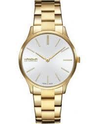 на браслете цвета желтого золота из Швейцарии <b>Женские часы</b> ...