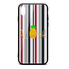 Phonerebey Xs Max Case,<b>Pineapple Fruit</b> Aloha <b>Beaches Hawaii</b>