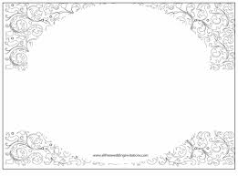 blank wedding card templates wedding invitation ideas blank wedding invitation designs memcatch card