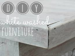 whitewashing furniture with color a couple months ago we decided it was time for a new basics whitewash