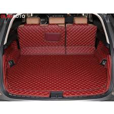 <b>Кожаные 3D коврики</b> для багажника Lexus ES NX200T RX200 ...