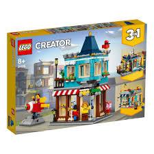 Купить <b>конструктор LEGO</b> Creator Городской магазин <b>игрушек</b> ...