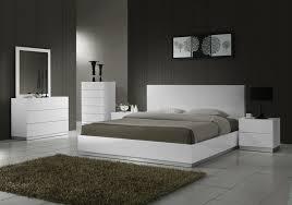 painted bedroom decor mirrored furniture nice modern