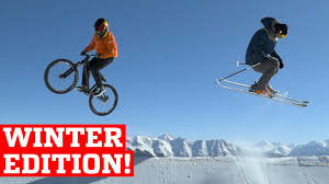<b>PEOPLE</b> ARE AWESOME (WINTER 2016 EDITION)   <b>Skiing</b> ...