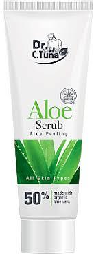 """Farmasi Dr.Tuna Aloe 50% Scrub - <b>Скраб для лица</b> """"<b>Алоэ</b>"""": купить ..."""
