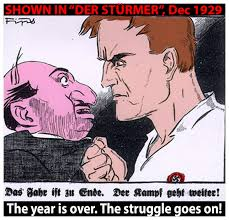 Image result for der sturmer cartoons