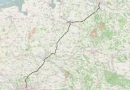 Ligne de Wanne-Eickel à Hambourg