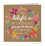 take delight in