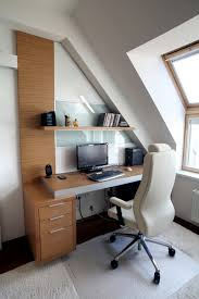 minimalist home office in apartment neopolis apartment home office