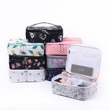 Freely Combinable <b>Large</b>-<b>capacity Cosmetic Bag</b> Multi-function ...