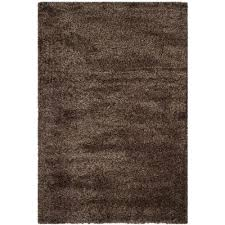 safavieh california shag mushroom 4 ft x 6 ft area rug sg151 8181 4 the home depot california shag black 4 ft
