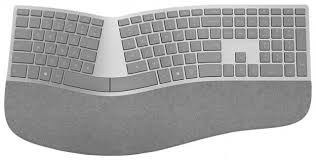 Клавиатура <b>Microsoft</b> Surface <b>Ergonomic Keyboard</b> для удобного ...