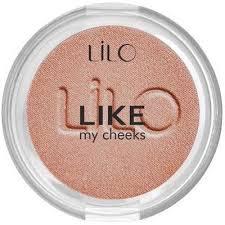<b>Румяна компактные</b> LiLo <b>LIKE</b> my cheeks т.504 Медовый беж ...