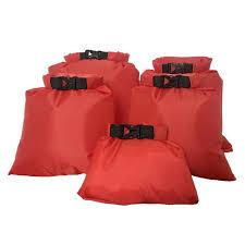 5pcs <b>Waterproof</b> Dry <b>Bag</b> Outdoor Beach Buckled Storage Sack ...