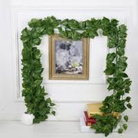 Leaf Vine Garlands For Walls NZ | Buy <b>New</b> Leaf Vine Garlands For ...
