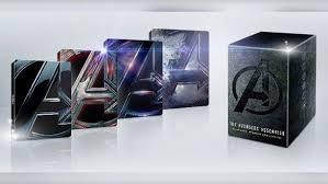 'The Avengers Assembled': Best Buy announces 4-film box set of 4K ...