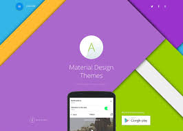 best wordpress material design themes colorlib material design wordpress themes