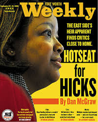 At Hicks' request, her mother, former Municipal Judge Maryellen Hicks, and some neighborhood association leaders were at the meeting, mainly because Hicks ... - Cover