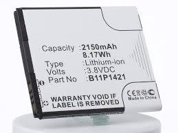 <b>Аккумулятор для телефона iBatt</b> iB-C11P1421-M1306 — купить в ...