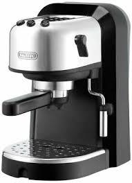 <b>Delonghi Ec 271.B</b> Coffee Maker of Espresso Manual, 2 Cups 33.8 ...