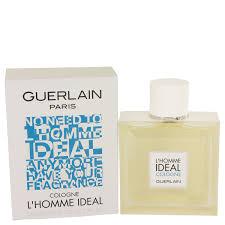 <b>Guerlain L'homme Ideal Cologne</b> Eau De Toilette Spray for Men 3.3 oz