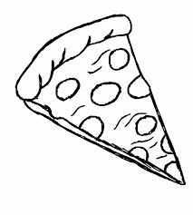 Small Picture Italian Pizza Coloring PagesPizzaPrintable Coloring Pages Free