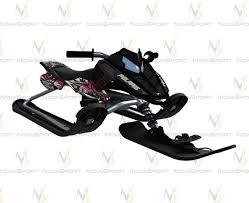 <b>Снегокат Snow Moto</b> Polaris Rush Black DT 37003 — купить в ...