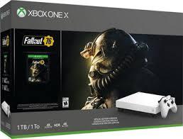 <b>Стационарная приставка Microsoft Xbox</b> One X 1 ТБ+ Fallout 76 ...