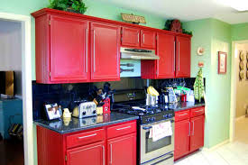 cheap kitchen cupboard: ideas about red kitchen cabinets cabinet knobs dbffdcbeb doors paint for sale hardware