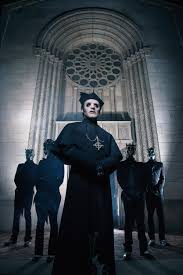 Review: <b>Ghost's</b> '<b>Prequelle</b>' - Rolling Stone