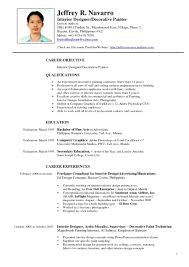 house painting experience resume equations solver cover letter painter resume aeroe