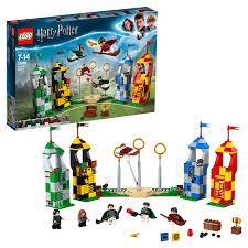 <b>Конструктор LEGO Harry Potter</b> 75956 Матч по квиддичу, артикул ...