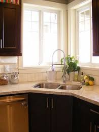 corner sinks design showcase: kitchen inspiration with our corner sink and windows