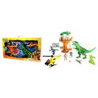 <b>Игровой набор Chap</b> Mei Охота на Тираннозавра в джунглях ...