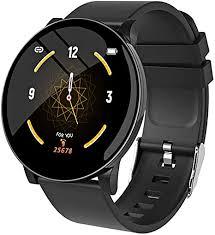 <b>W8 Smart Watch</b> Men Women Fitness Bracelets Heart Rate: Amazon ...