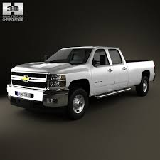 Chevy Silverado 3500HD Crew Cab Long Bed