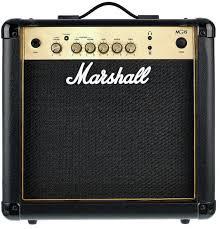 <b>Marshall MG15G</b> гитарный <b>комбо</b>, 1x8'', 15 Вт