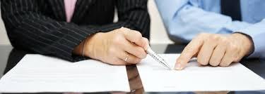 job brief contract manager job description