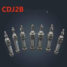 CDJ2B Type <b>Mini Pneumatic Cylinder Double</b> Acting Single Rod ...
