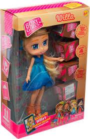 Игрушка 1TOY <b>Кукла Boxy Girls</b> 20см с акс. Т15107-10 – купить в ...