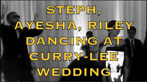 Steph, Ayesha & Riley dancing at Sydel Curry x Damion Lee ...