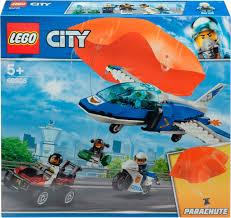 <b>Конструктор LEGO City Police</b> Воздушная полиция: арест ...