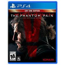 <b>Metal Gear Solid V</b>: The Phantom Pain | PlayStation 4 | GameStop