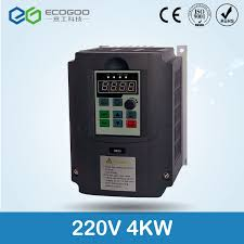 <b>For Russian CE 220v</b> 4kw 1 phase input and 220v 3 phase output ...