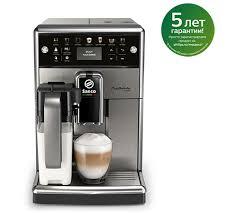 Купить <b>кофемашину Saeco PicoBaristo</b> Deluxe SM5573/<b>10</b> в ...