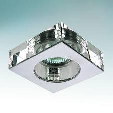 <b>006124</b> Встраиваемый точечный <b>светильник Lightstar Luli</b>